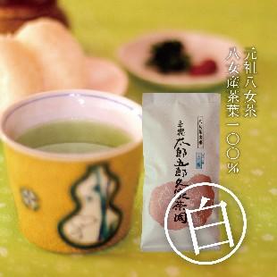 元祖八女茶 煎茶【上白折(茎茶)】100g