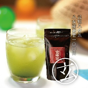 元祖八女茶 抹茶入り玄米茶ティーバッグ(5g×18袋)