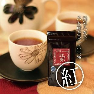 元祖八女茶 和紅茶【紅秀】ティーバッグ(2.5g×15袋)