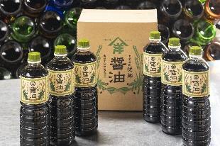 九州醤油 (旨口京)6本セット