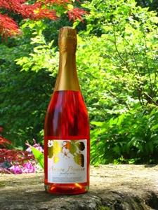 あまおうプレミアムスパークリングワイン(750ml)