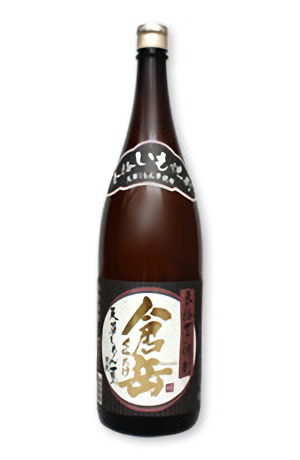 シモン芋使用 本格芋焼酎 倉岳 1800ml