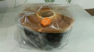 シフォンケーキ(オレンジ)